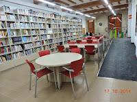 Un tomb per la biblioteca