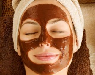 σπιτικές μάσκες προσώπου με σοκολάτα