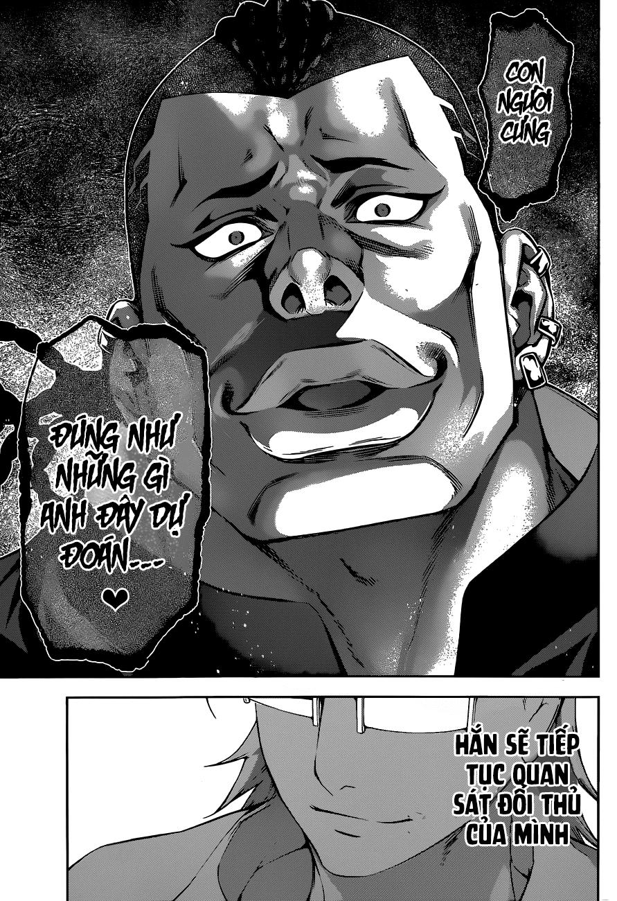 Shokugeki no Soma – Vua bếp Soma chap 77 Trang 17 - Mangak.info