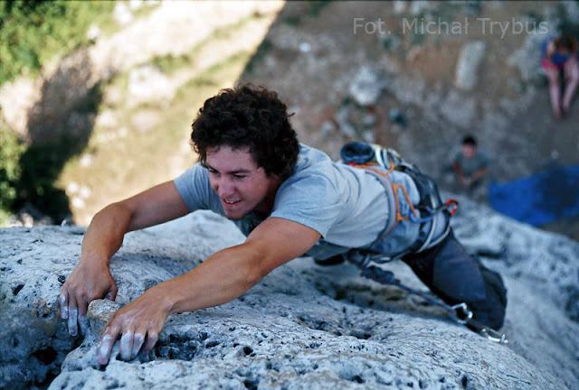 Wspinanie, Jura - Rzędkowice, Zegarowa, Fot. Michał Trybus, climbing, fotography, fotografia, Cerat, Trybikfoto,