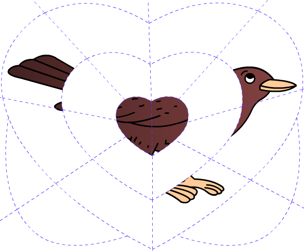 black bird coloring pages - photo#19