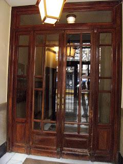 Instalación de puertas de comunidad