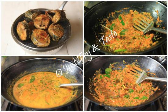 resep ikan tongkol masak woku belanga JTT