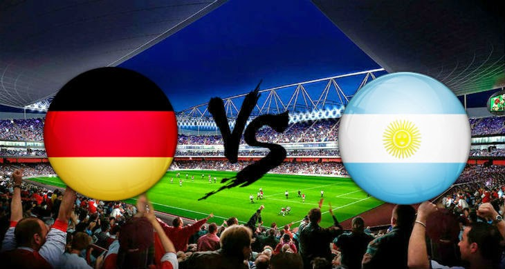 Prediksi Bola Jerman vs Argentina 3 September 2014