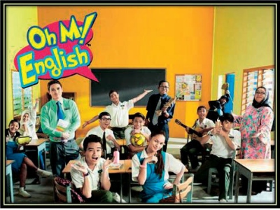 Oh My English! - Oh My English! Cast