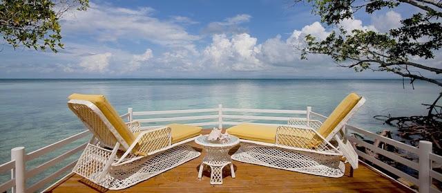 Villa Alba Belize vistas