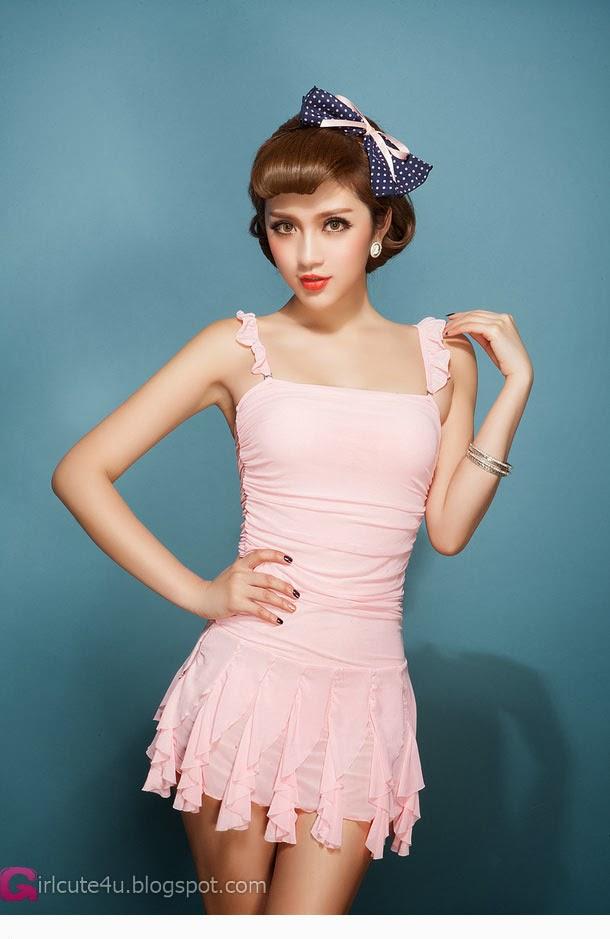 3 Zong Yi Pu - Swimwear - very cute asian girl-girlcute4u.blogspot.com