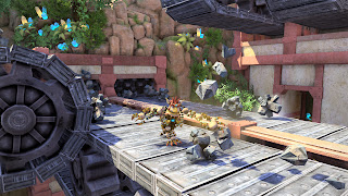 Knack PlayStation 4 Sony Exclusive