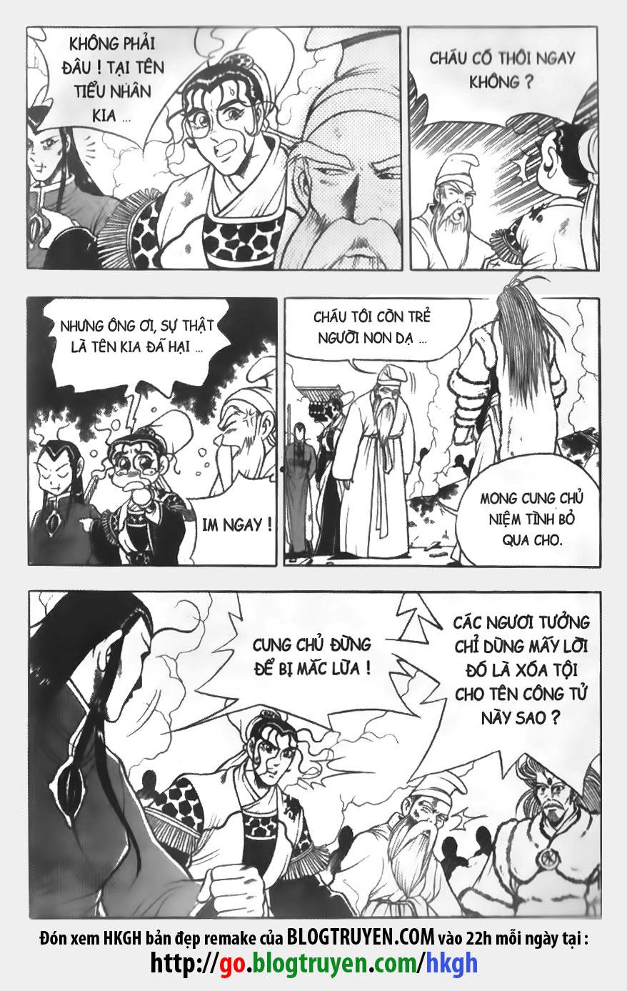 Hiệp Khách Giang Hồ chap 64 page 18 - IZTruyenTranh.com