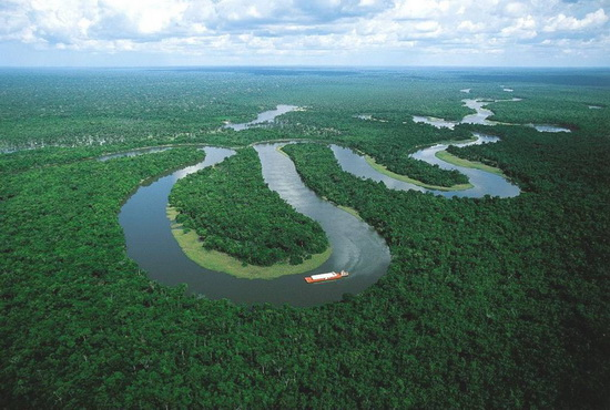 Power of Amazon River