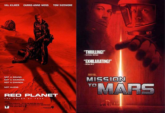 12. Red Planet | Mission to Mars – 2000