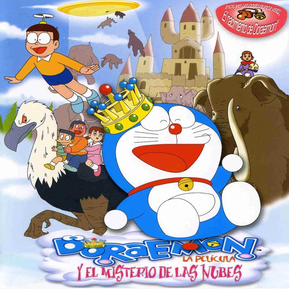Doraemon Y El Misterio De Las Nubes (2004)