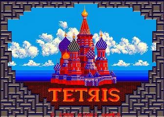 El clásico juego Tetris