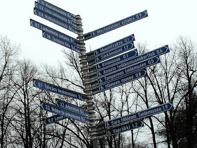 dove andare