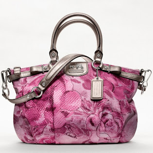 Ready Stock Coach 19643 Pink Multi