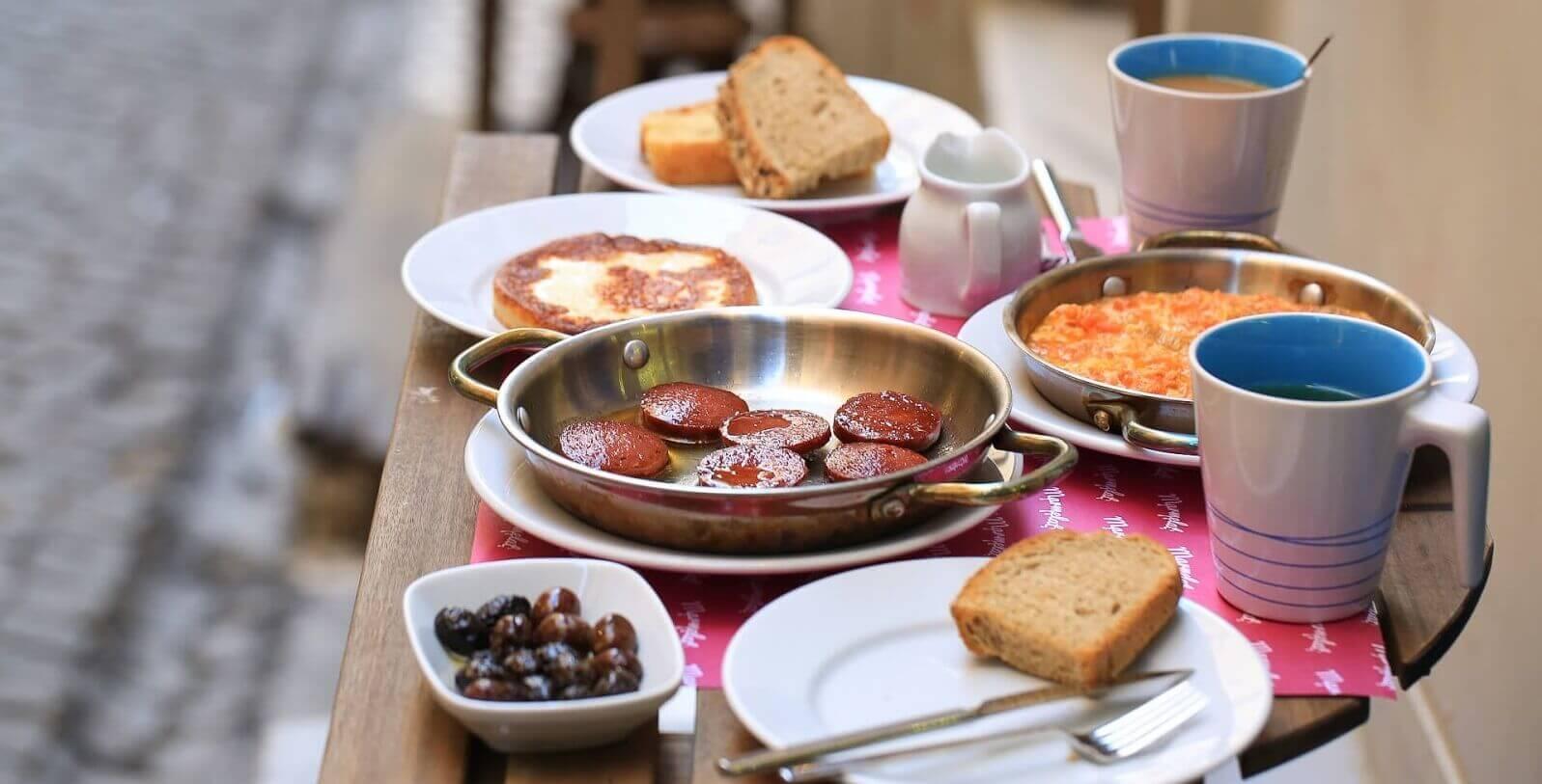 Karaköy Kahvaltı Mekanları