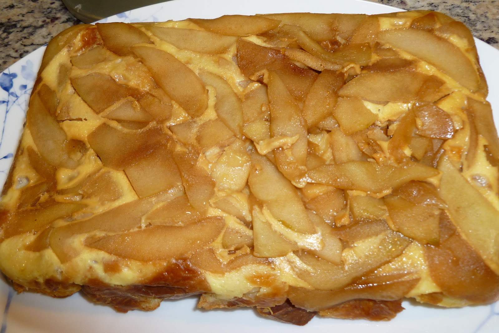 Bread Pudding I Recipe — Dishmaps