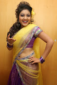 Priyanka half saree photos-thumbnail-12