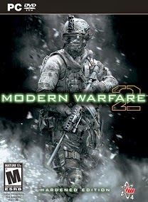 call of duty modern warfare 2 pc cover www.ovagames.com Call of Duty Modern Warfare 2 RePack Black Box