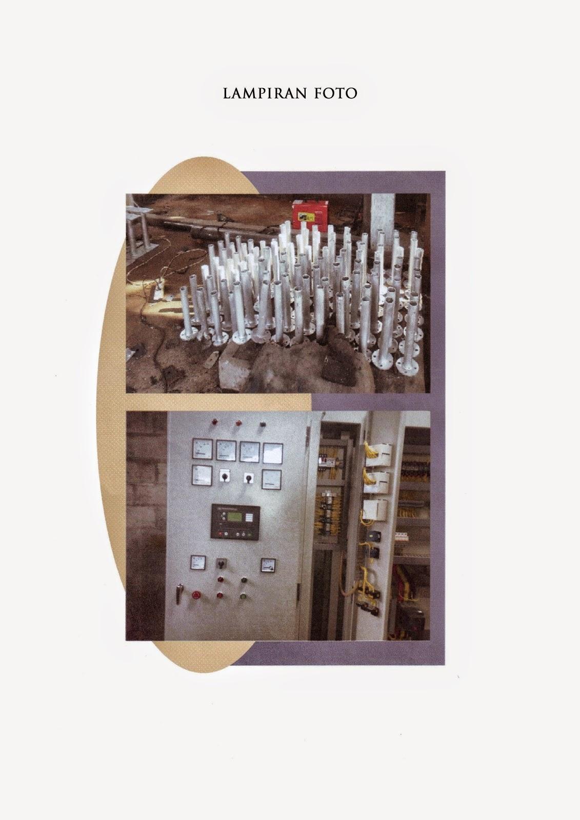 mesin air mancur