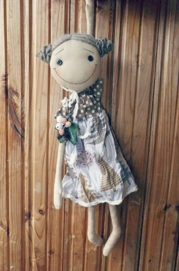 купить куклу ручной работы