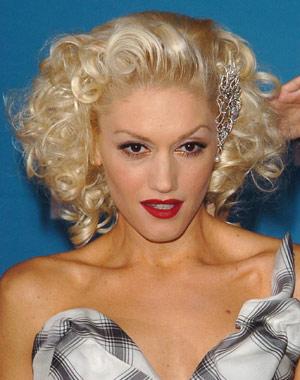 Gwen Stefani Haute Volume Hottie hairstyle.