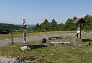 Blick nach Südwesten in das Rheintal