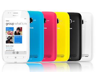 Ponsel Nokia Lumia 710