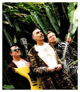 Electric Banana Band, pressbild