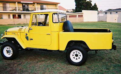 toyota hardtop pick up modifikasi