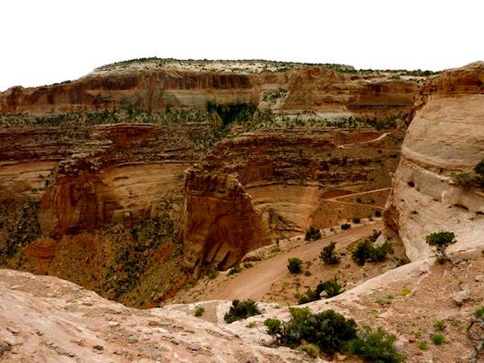 Landscape Canyonlands NP