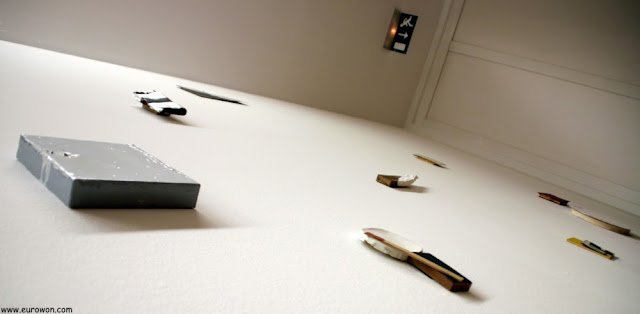Arte contemporáneo en el museo MARCO de Vigo