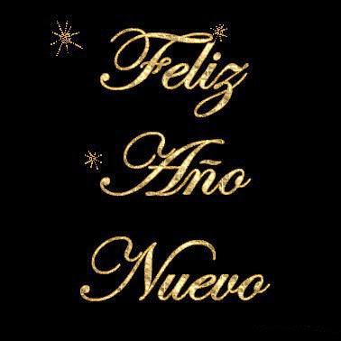 Feliz Año Nuevo en Letras, parte 1