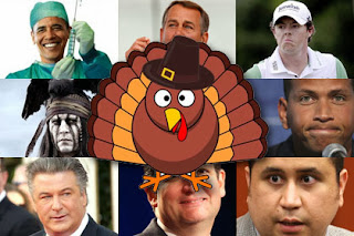 It's time for the Top Ten Turkey Awards.