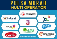 Bisnis Pulsa Elektrik Murah di OneStopPulsa.com