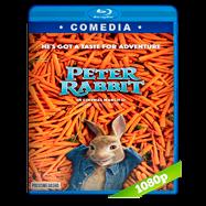 Las travesuras de Peter Rabbit (2018) BRRip 1080p Audio Dual Latino-Ingles