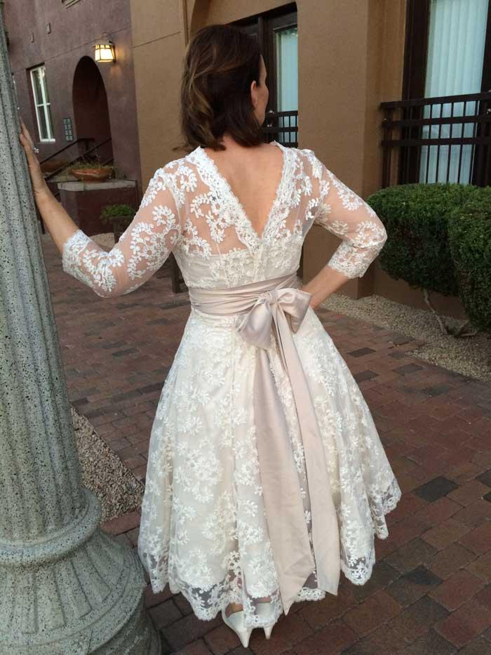 Thrift Store Wedding Dresses 36 Luxury I ended up cutting