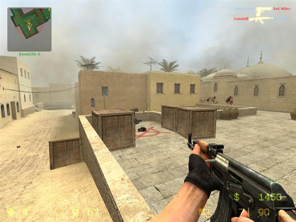 Counter strike source demo. 0 Comentari.