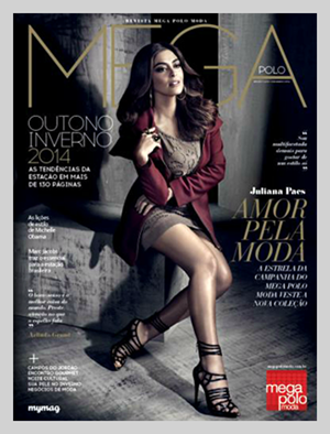 Revista do Mega Polo. Clique.