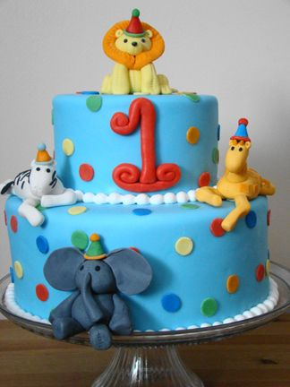 Birthday Cake Cupcake 052211