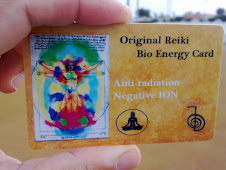 Original Reiki Bio Energy Card