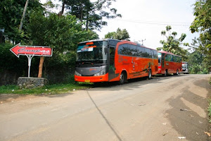 Campas Outbound Parking Area