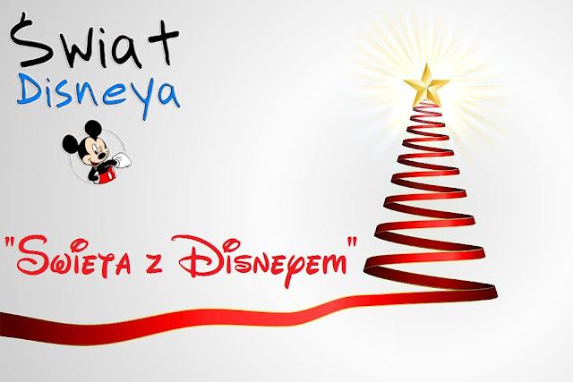 """[Konkurs] """"Święta z Disneyem"""""""