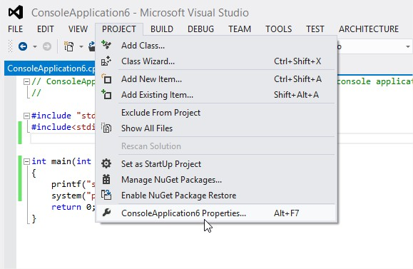 How To Compile C C Programs On Windows With Visual