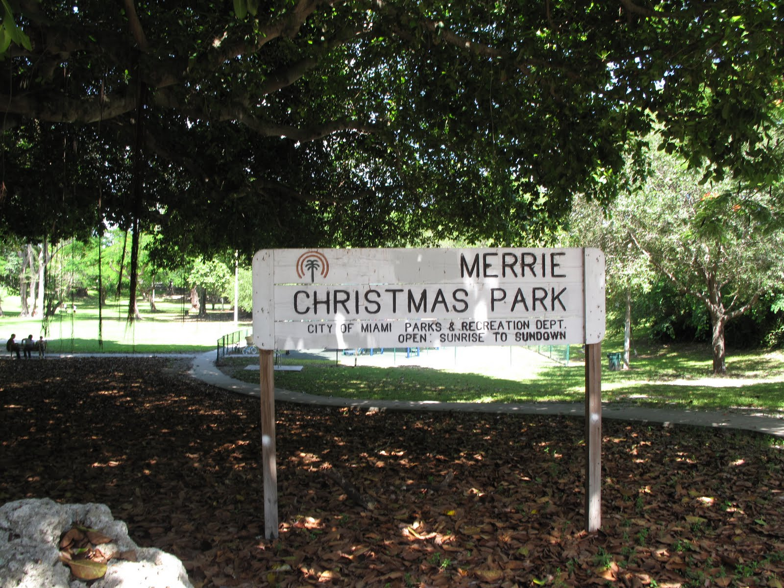 The Parks Department: Merrie Christmas Park
