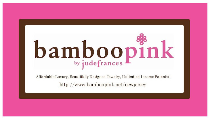Experience Bamboo Pink!!