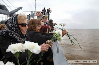 Grief and Mourning - Falklands War