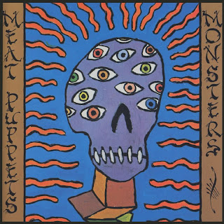 Meat Puppets - 'Monsters' CD Review (MVD Audio)