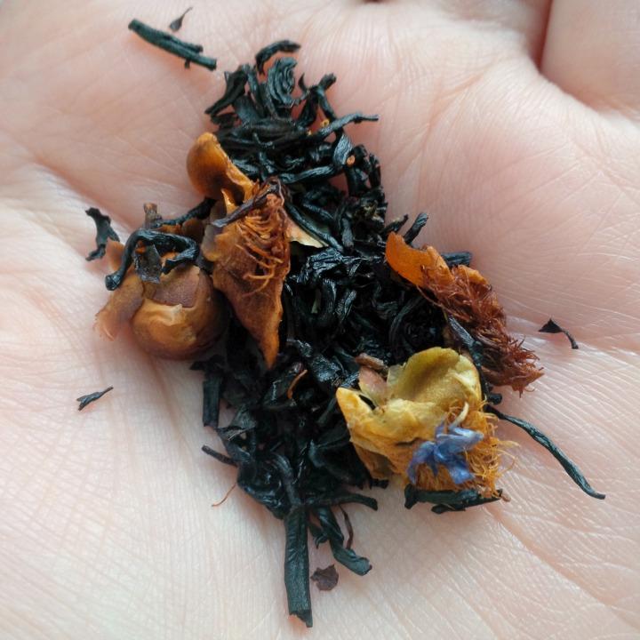 Chocolate Blueberry Organic Black Tea (Thay Tea)