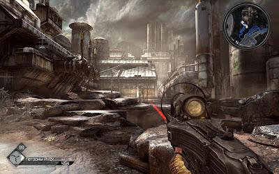 скриншот из игры Rage - Чернобыль